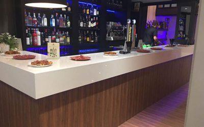 Reforma de bar