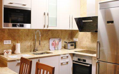 Diseño y montaje de cocina en Vilalba